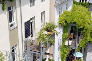 Solarstrom: Balkonkraftwerk, Self PV